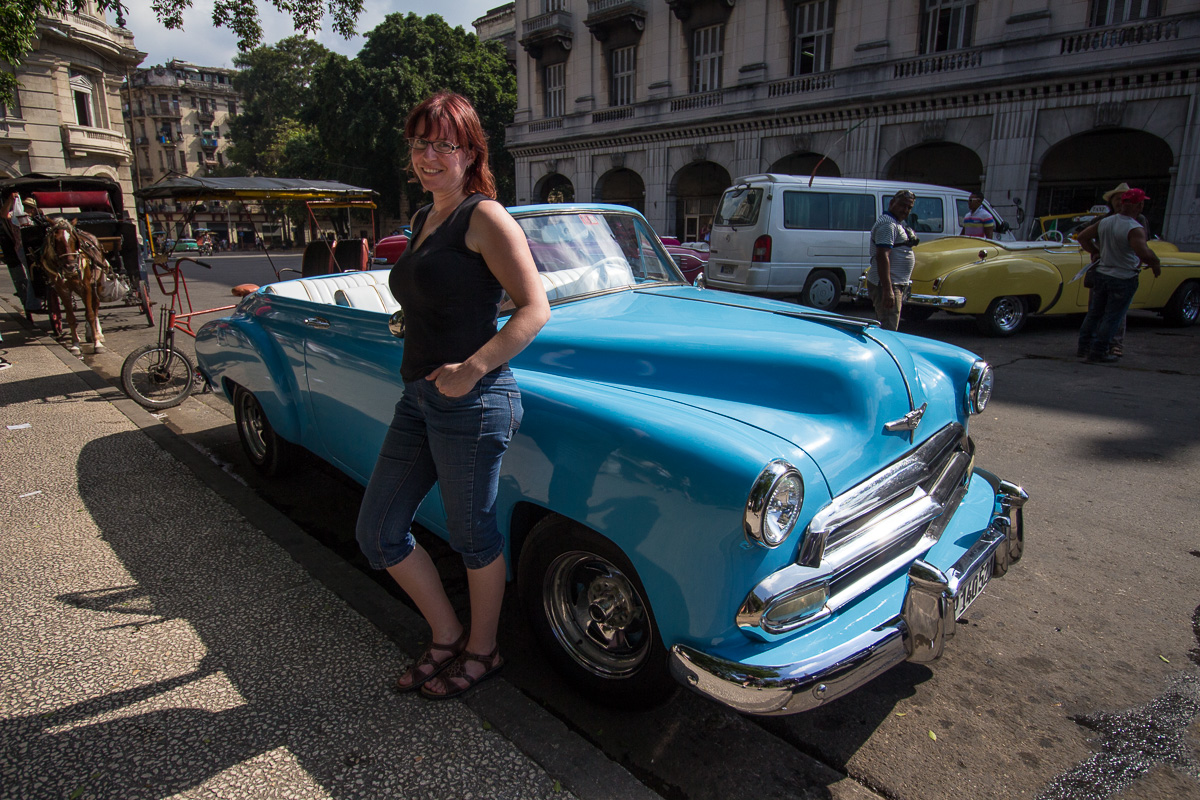 Havana Day 4 – The Plazas in the old town