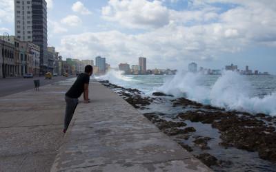 Cuba – arrival